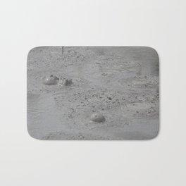 Bubbles of Mud Bath Mat