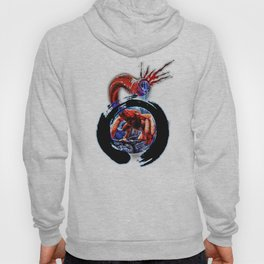 Space Worm Hoody