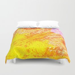 Autumn Sun Light Duvet Cover