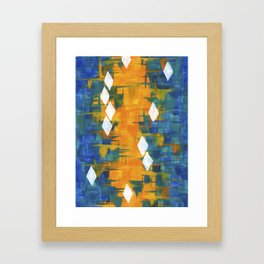 Peninsula Framed Art Print