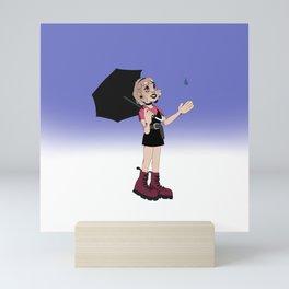 Rained On Mini Art Print