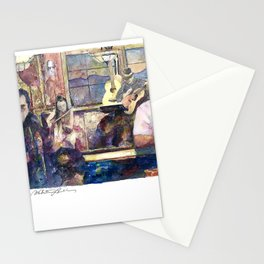 the Night Before the Night Before Stationery Cards