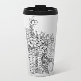 MN Waves Travel Mug