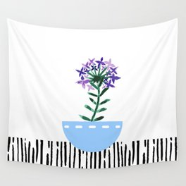 Potted Plant 6 Wall Tapestry