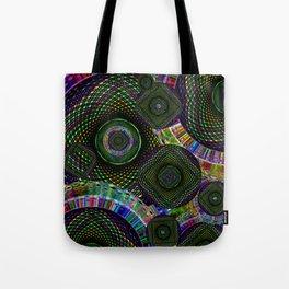 Spiral Multi Tote Bag