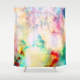 Fume Color Splash 03 Shower Curtain