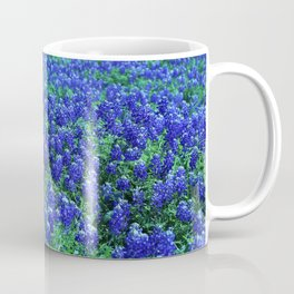 Field of Blue Coffee Mug