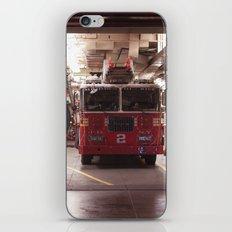 night rescue... iPhone & iPod Skin