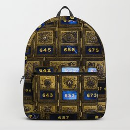 Post Office Boxes Backpack