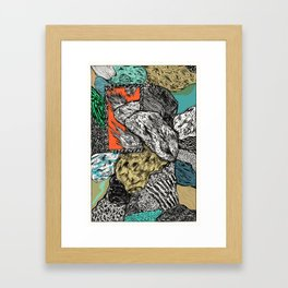 another era Framed Art Print