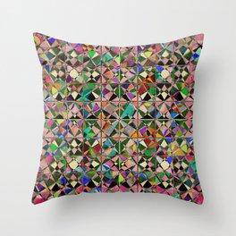 Geo Mosaic Throw Pillow