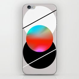 Wu Wei iPhone Skin