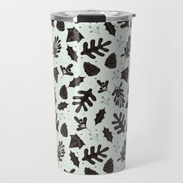 Merry & Bright - Medium Travel Mug