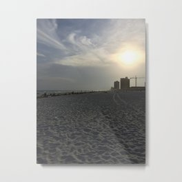Under the Sun Metal Print