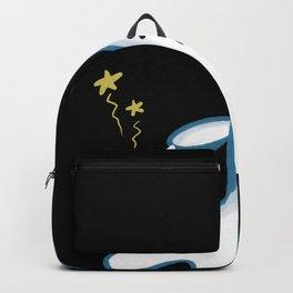 Little Ghost Wax Backpack