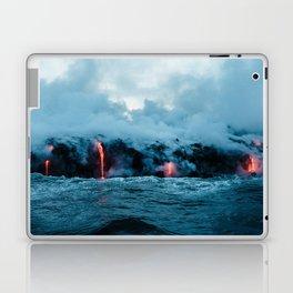 Vulcano ocean Laptop & iPad Skin