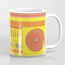 Boom Box Mania ! Coffee Mug