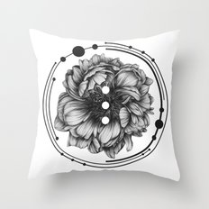 Elliptical II Throw Pillow