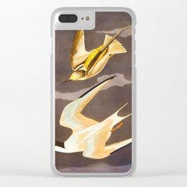 Lesser Tern Clear iPhone Case