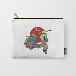 Japan Scooter-Hiroshige-Motorsport-Rider Carry-All Pouch