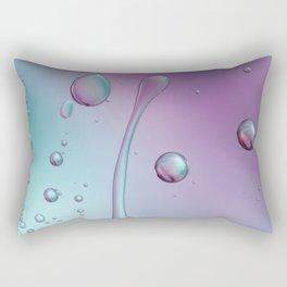 Oil Spill Rectangular Pillow