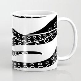 Hand Made Tentacle Coffee Mug