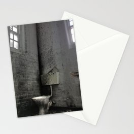 Toilet Trouble Stationery Cards