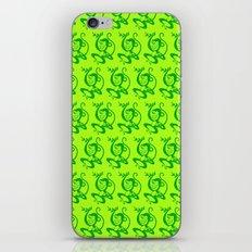 Green Monkey iPhone & iPod Skin