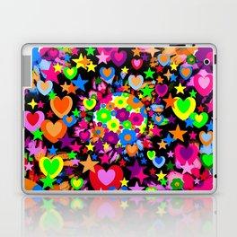 Groovy Love! Laptop & iPad Skin
