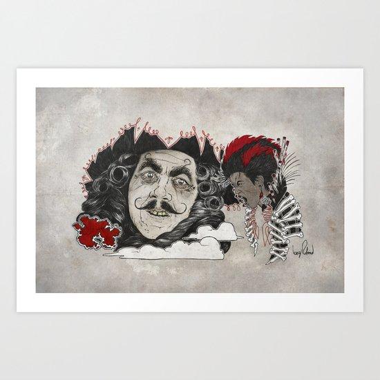 Rufio Art Print