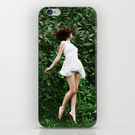 Greenscape iPhone Skin