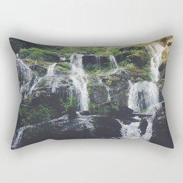 Catawaba Falls Rectangular Pillow