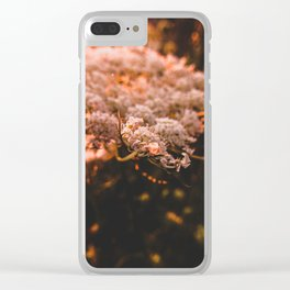 Magical Timing Clear iPhone Case