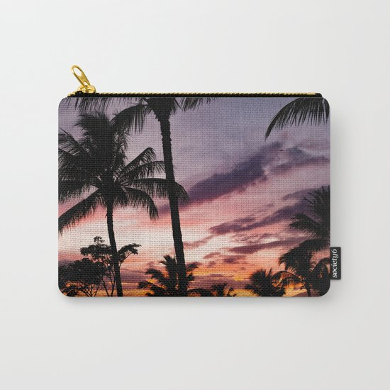 tropical memories Carry-All Pouch