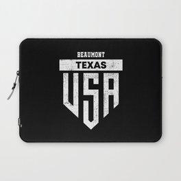 Beaumont Texas Laptop Sleeve