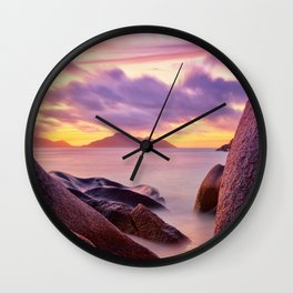 between Wall Clock