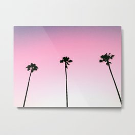 CALIFORNIA GIRLS Metal Print