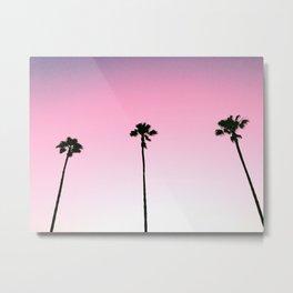 CALIFORNIA GIRLS Metal Print
