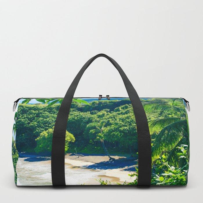 Hamoa Beach Hana Maui Hawaii Duffle Bag