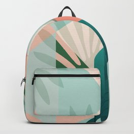 layers pastel color Backpack