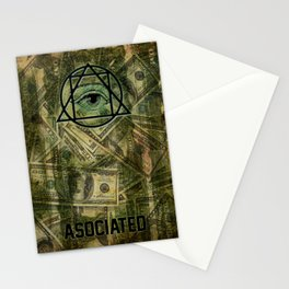 Killuminati Stationery Cards