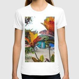 Dreamy Mexican Garden T-shirt