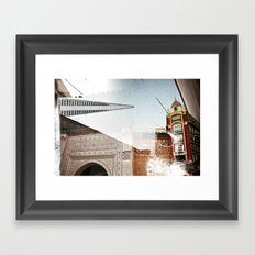ArchitectureS Framed Art Print