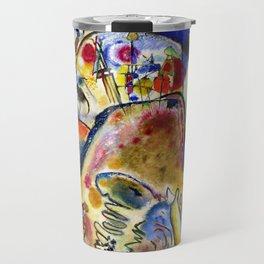 Wassily Kandinsky - Small Pleasures Travel Mug