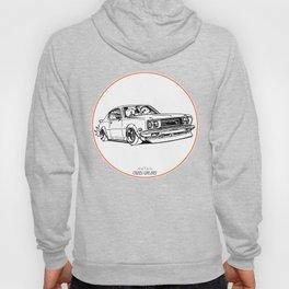 Crazy Car Art 0197 Hoody