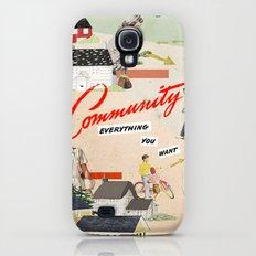 Community Slim Case Galaxy S4