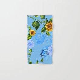 Sunflower's Glory Hand & Bath Towel