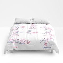 Winter Games Comforters