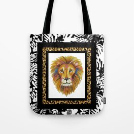 His Majesty Tote Bag
