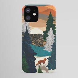 Amber Fox iPhone Case